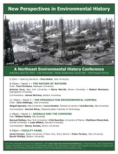 New Perspectives in Environmental History